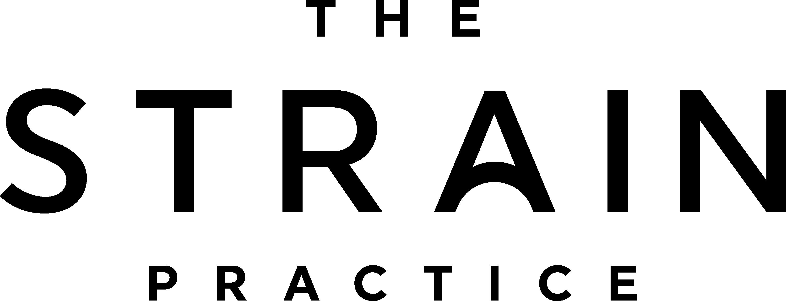 The Strain Practice logo